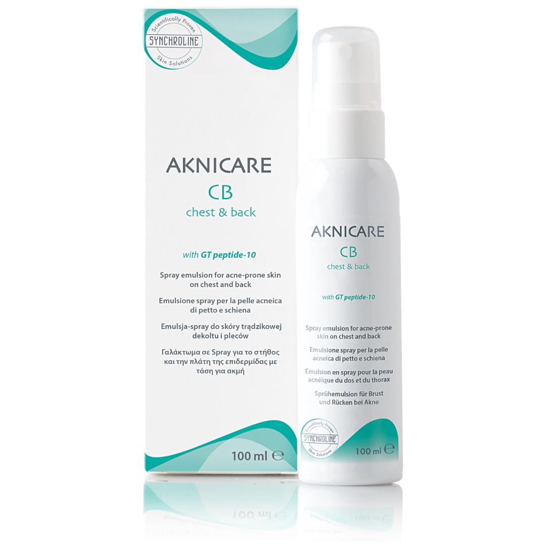 Aknicare® Chest And Back (100ML)
